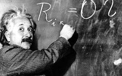 Einstein, explaining it simply